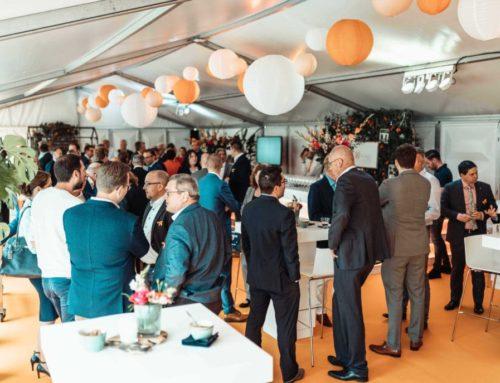 100-jarig bedrijfsjubileum Van Hessen