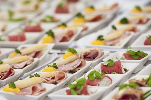 Catering bedrijfsjubileum