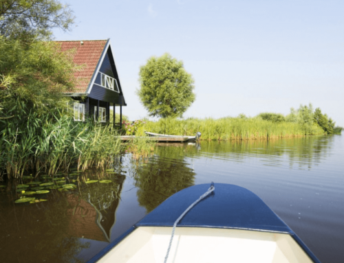 5 inspirerende locaties in Friesland