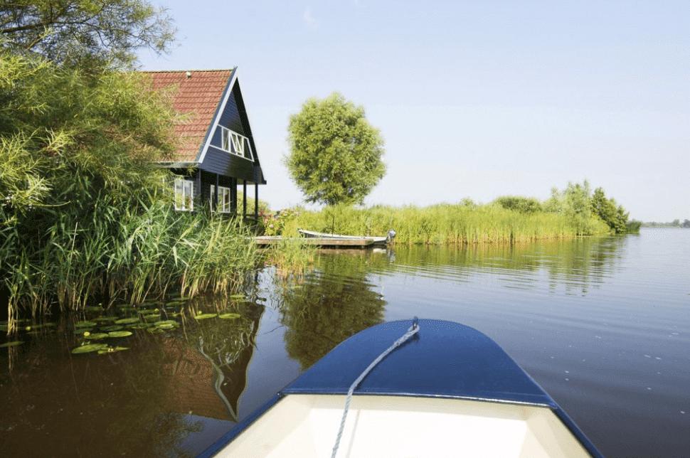 5 unieke locaties in Friesland
