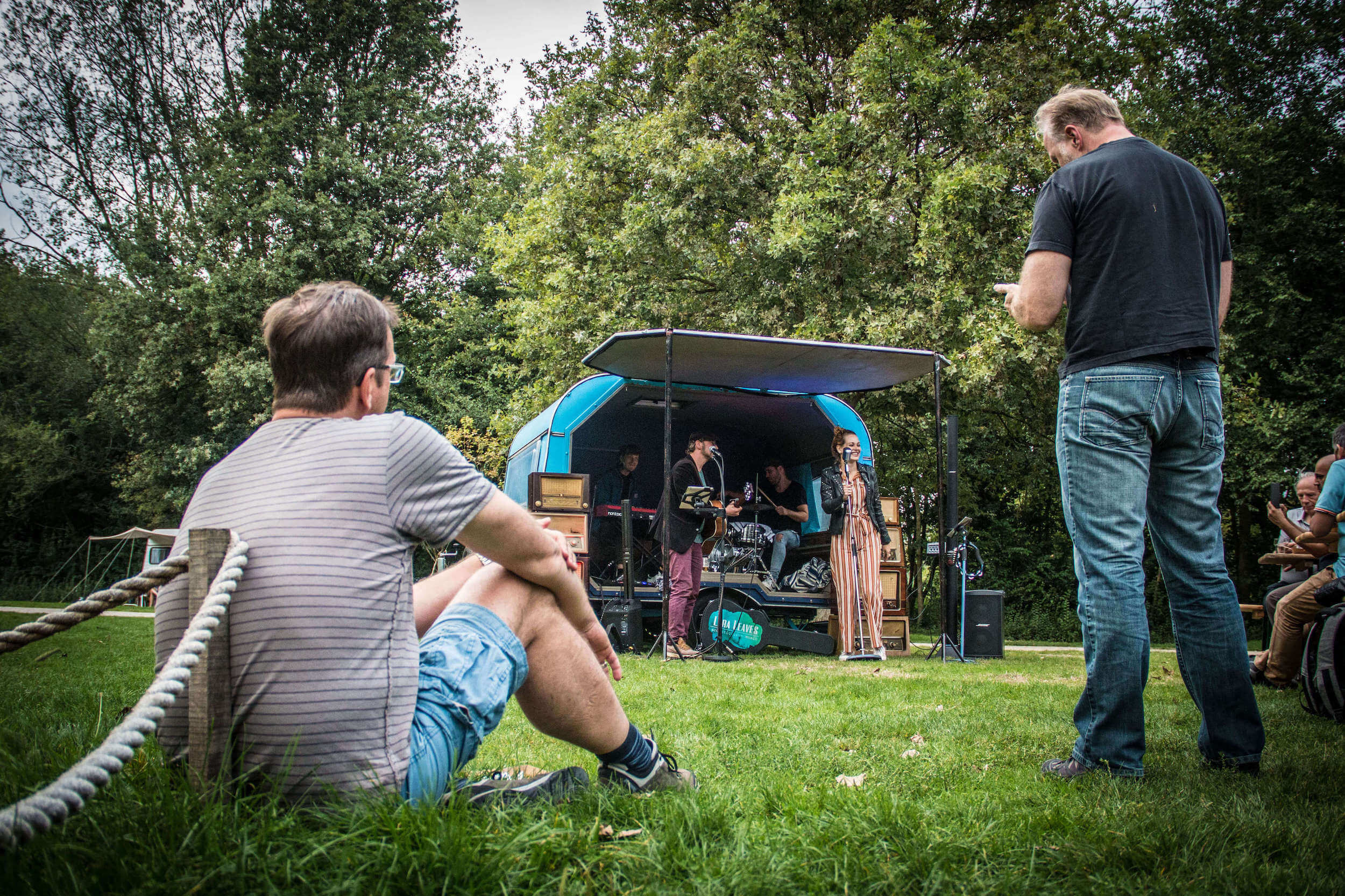 After Summer Festival Muziek
