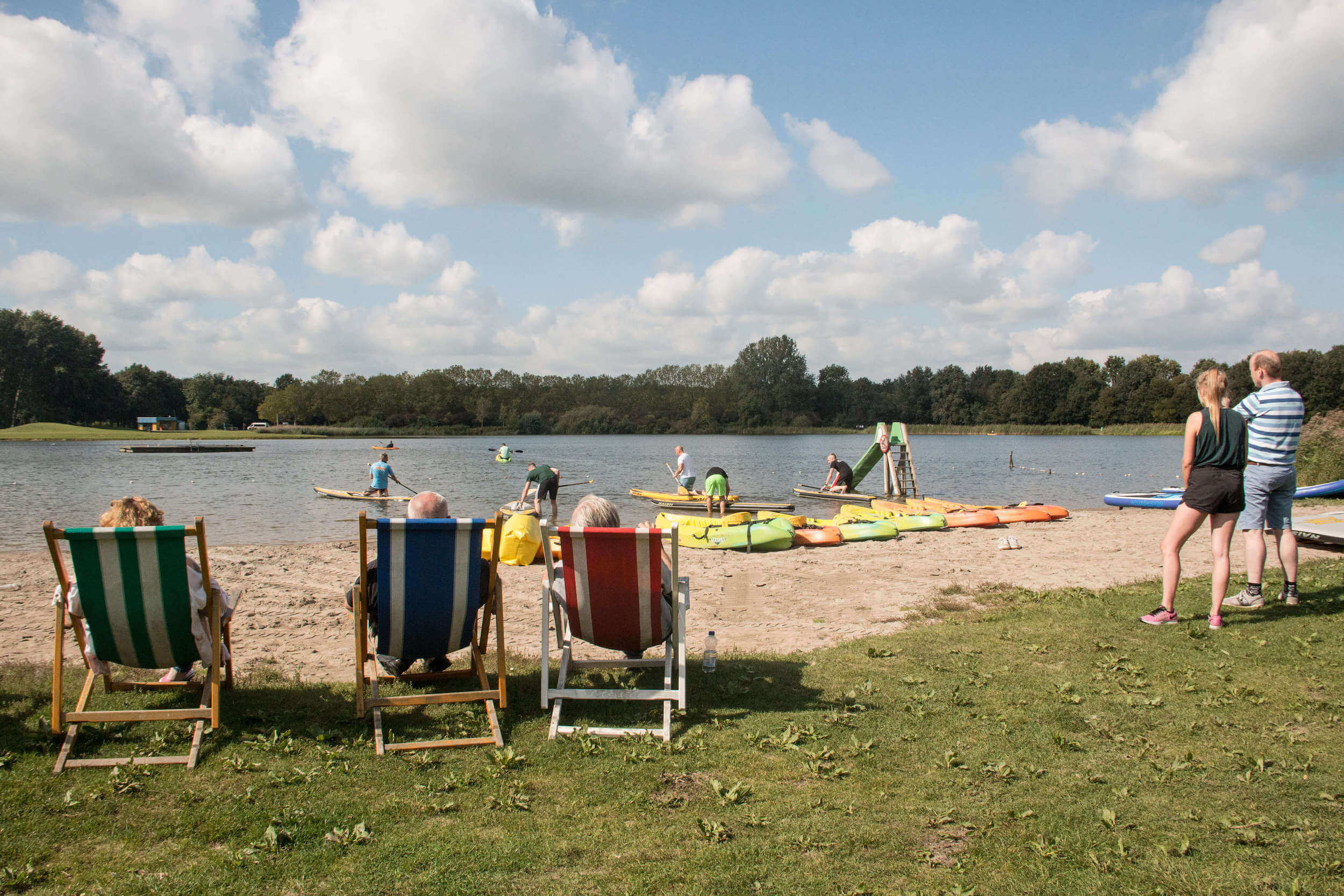 After Summer Festival Wateractiviteiten