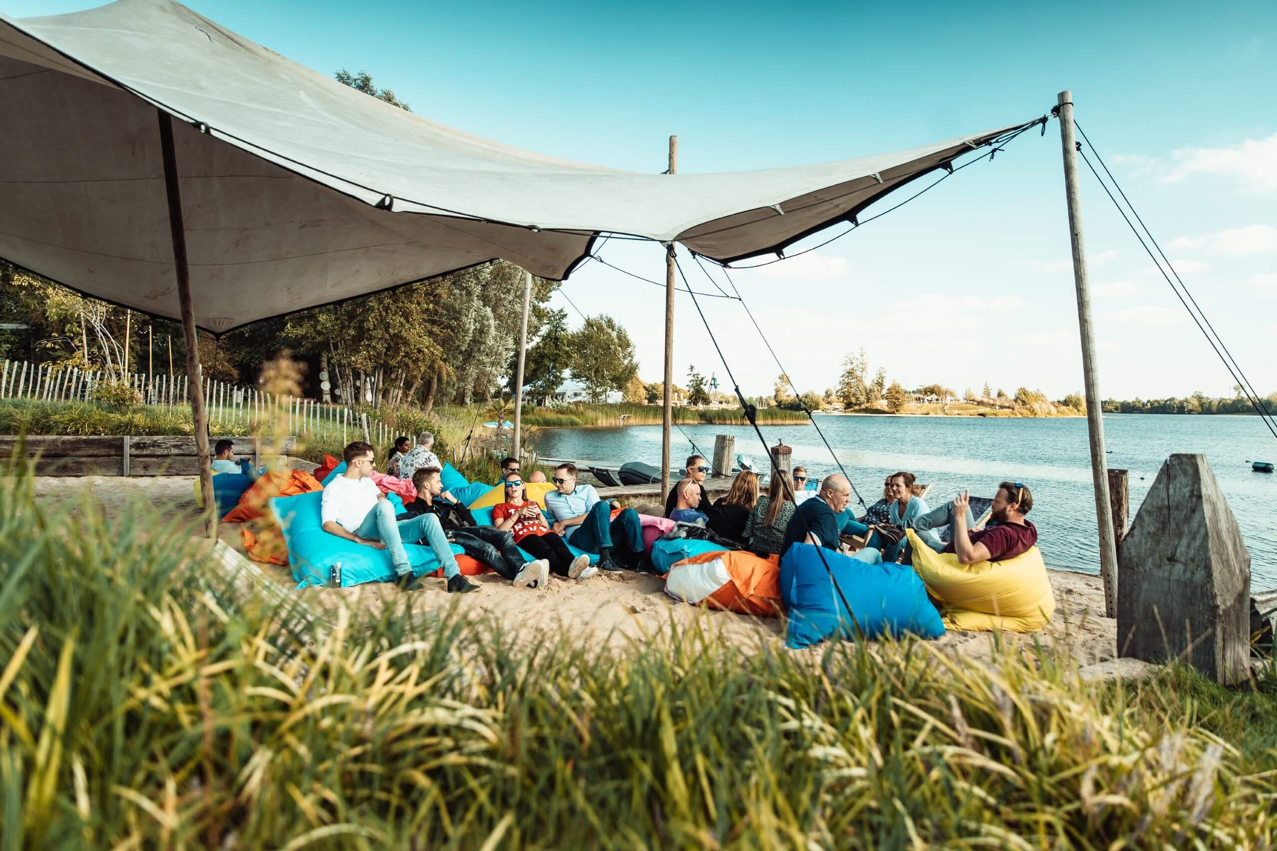 Bedrijfsfestival-relaxen