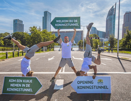 Opening Koningstunnel